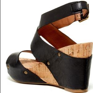 💰SALE💰🍀Lucky Brand Moran platform sandal